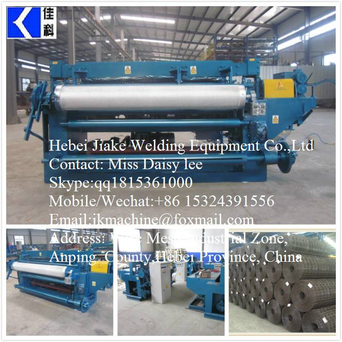 Electric Welded Wire Mesh Machines for Roll Mesh