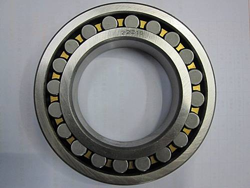 Low price double row spherical roller bearing 22215