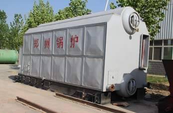 SZL Assembly Chain Gate Boiler