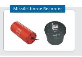 missile-borne recorder