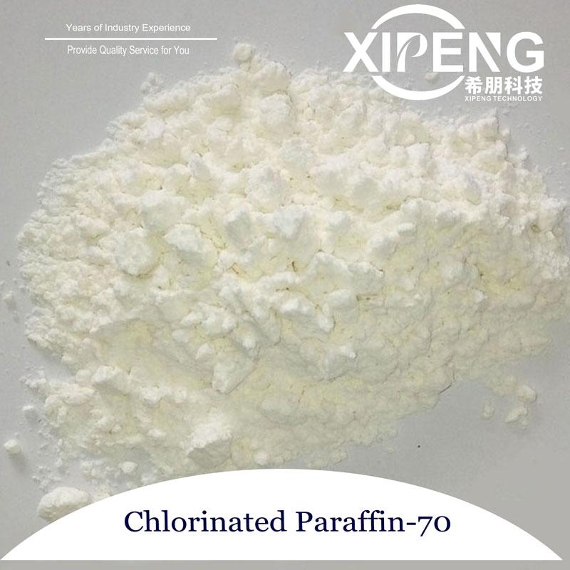 Chlorinated Paraffin 70 Paraffin70 Powder CAS 63449 398