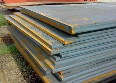 DIN17102 W ST 285 Steel, W ST 285 Steel Plate for Pressure Purpose