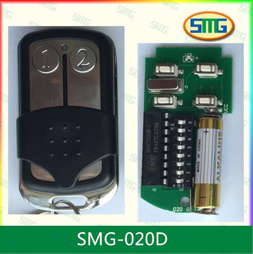 malaysia 5326 330mhz dip switch auto gate remote control,transmitter