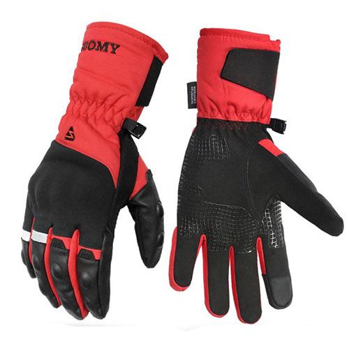 Long Cuff Protective Glove (041)