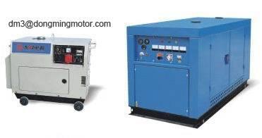 GF3 Series  Mute-Style Diesel Generating Sets