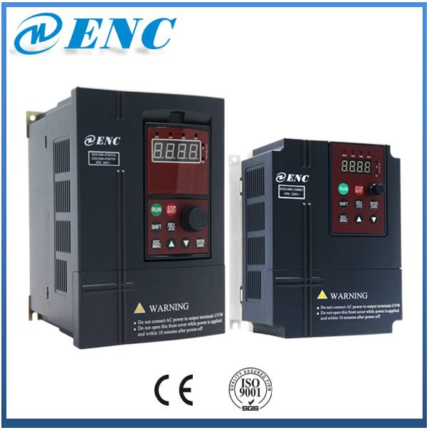 ENC EDS1000 3PH 220V Variable Frequency Drive(0.7-7.5kW VFD)