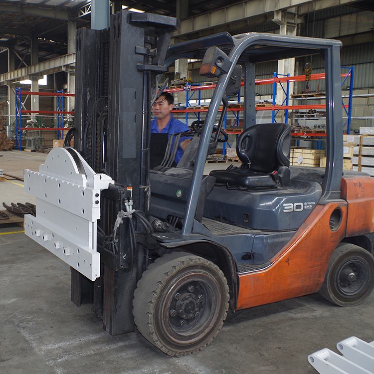 forklift rotator attachments