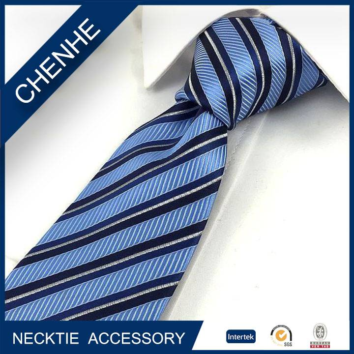 High quality silk necktie 100% silk woven necktie made in China