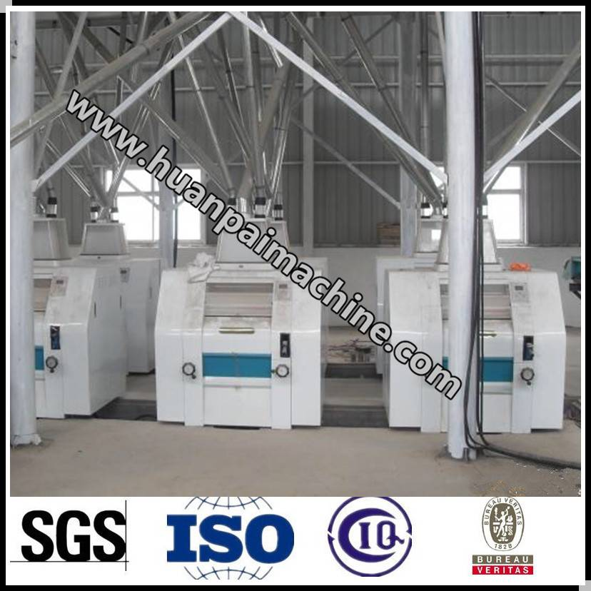 Excellent quality milling maize flour machinery with price for sale
