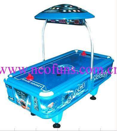 Space Hockey game machine
