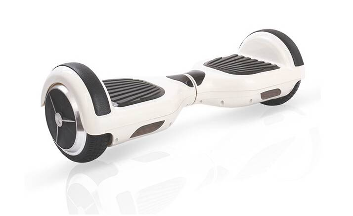 6.5 inch smart balance scooter   white Color