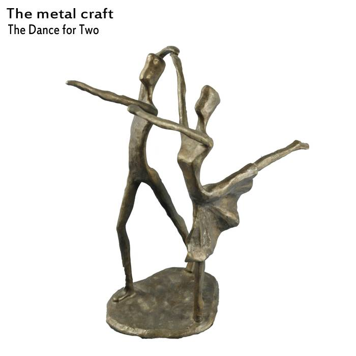 china mental sculpture or crafts and gifts or handicrafts the dance