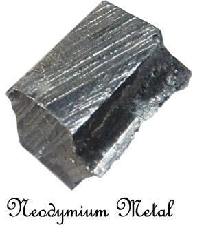 Neodymium Metal
