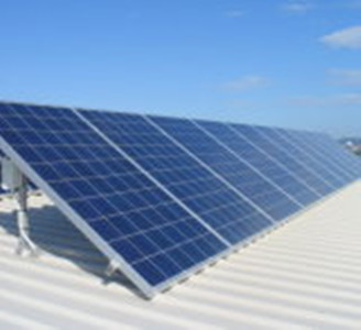 Anti-Reflective Coating patterened Tempered Solar Glass for Solar Panel