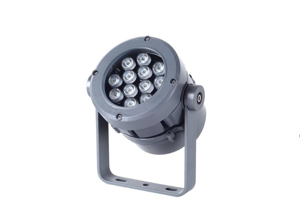Modern Design 12*3W IP65 RGB LED Flood Light