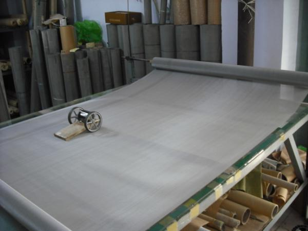 Carpenter alloy (Alloy 20) wire mesh