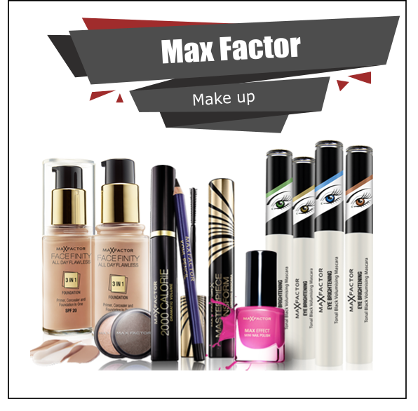 Max Factor Proffesional Make Up Cosmetics Full Offer