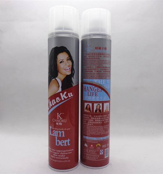 Hot Selling Hair Styling Spray for Women