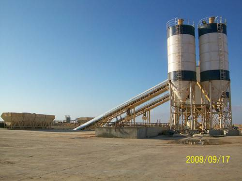 Commerical ready-mixed concrete)