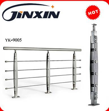 Stainless Steel Solid Rod Balustrade(YK-9005)