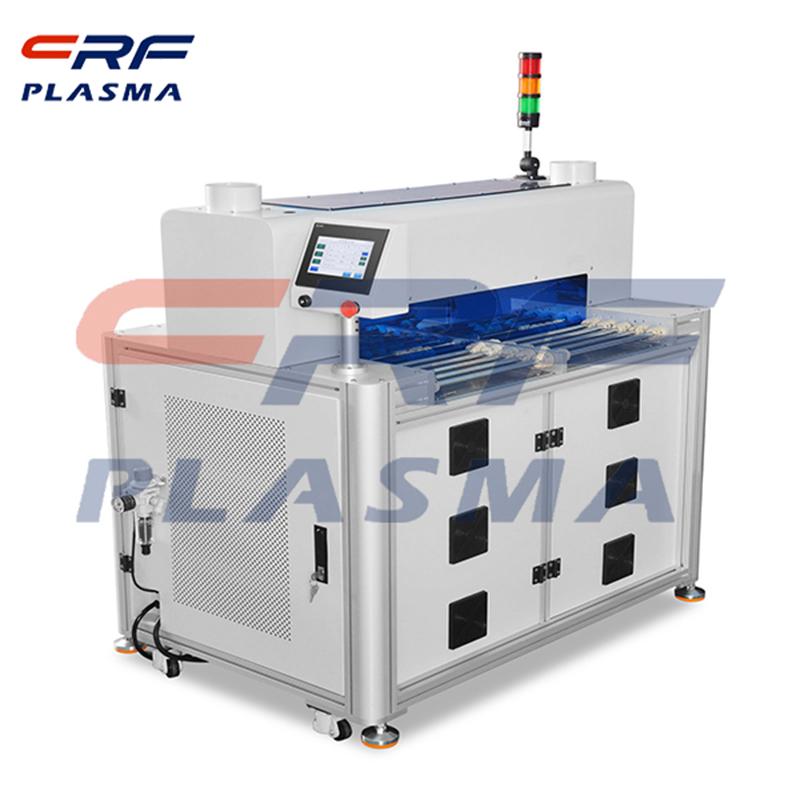plasma surface treatment equipment wide width plasma cleaning machine