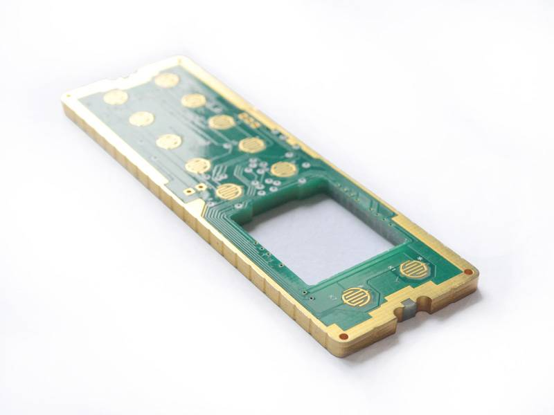 FR-4 Board edge Immersion Gold