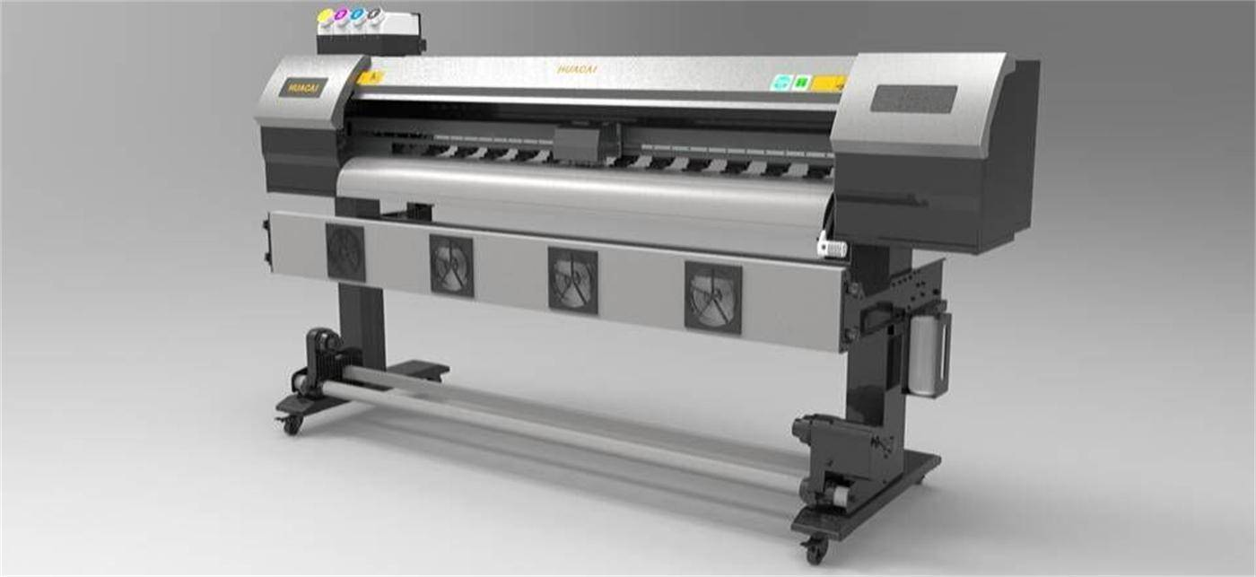 1440dpi DX7 head print eco solvent printer with hot sell