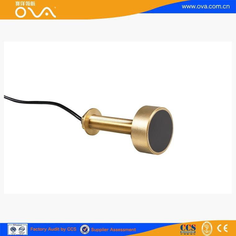 A-TD26 fish finder low power bronze Ultrasonic Transducer