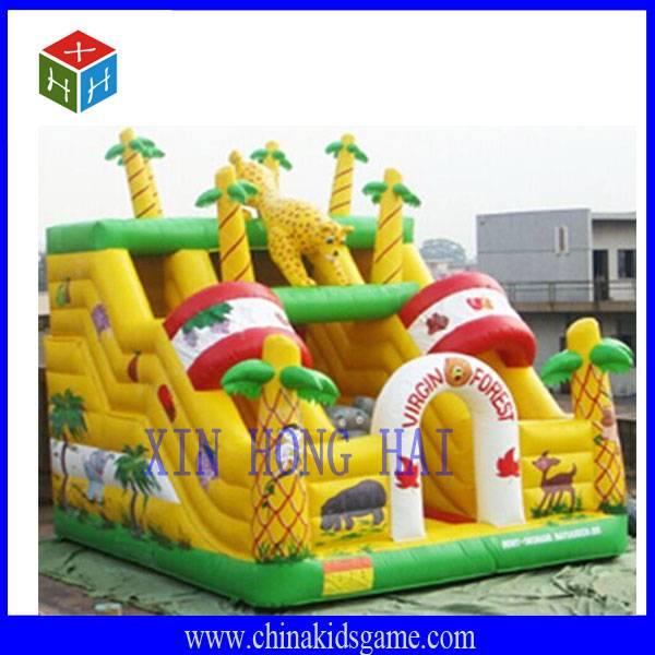Children jump house