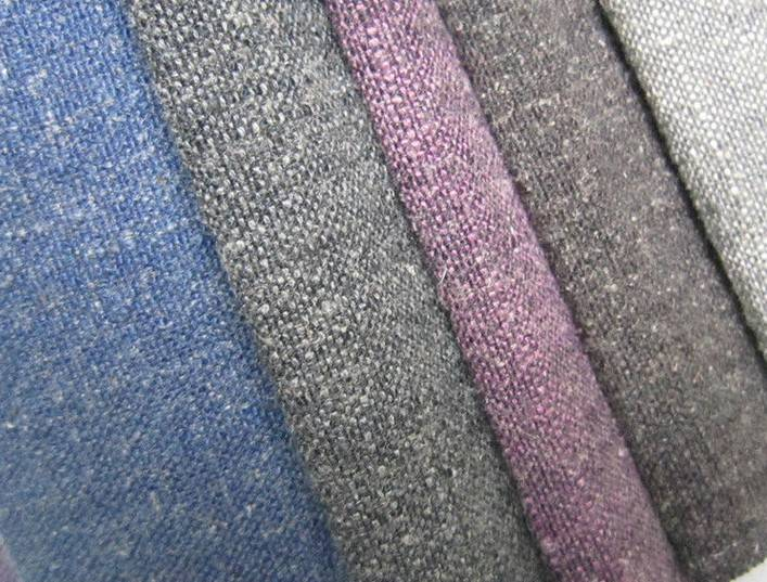 Linen Cotton Blend Upholstery Fabric NN1247