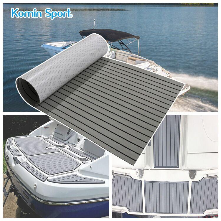 Best Uv Resistant Heat Material Marine Eva Foam Deck Pad For Boat Floor