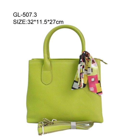 Women's Scarves Decorated Handbag