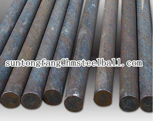 low price Grinding rods For Rod Mill Cement Plant