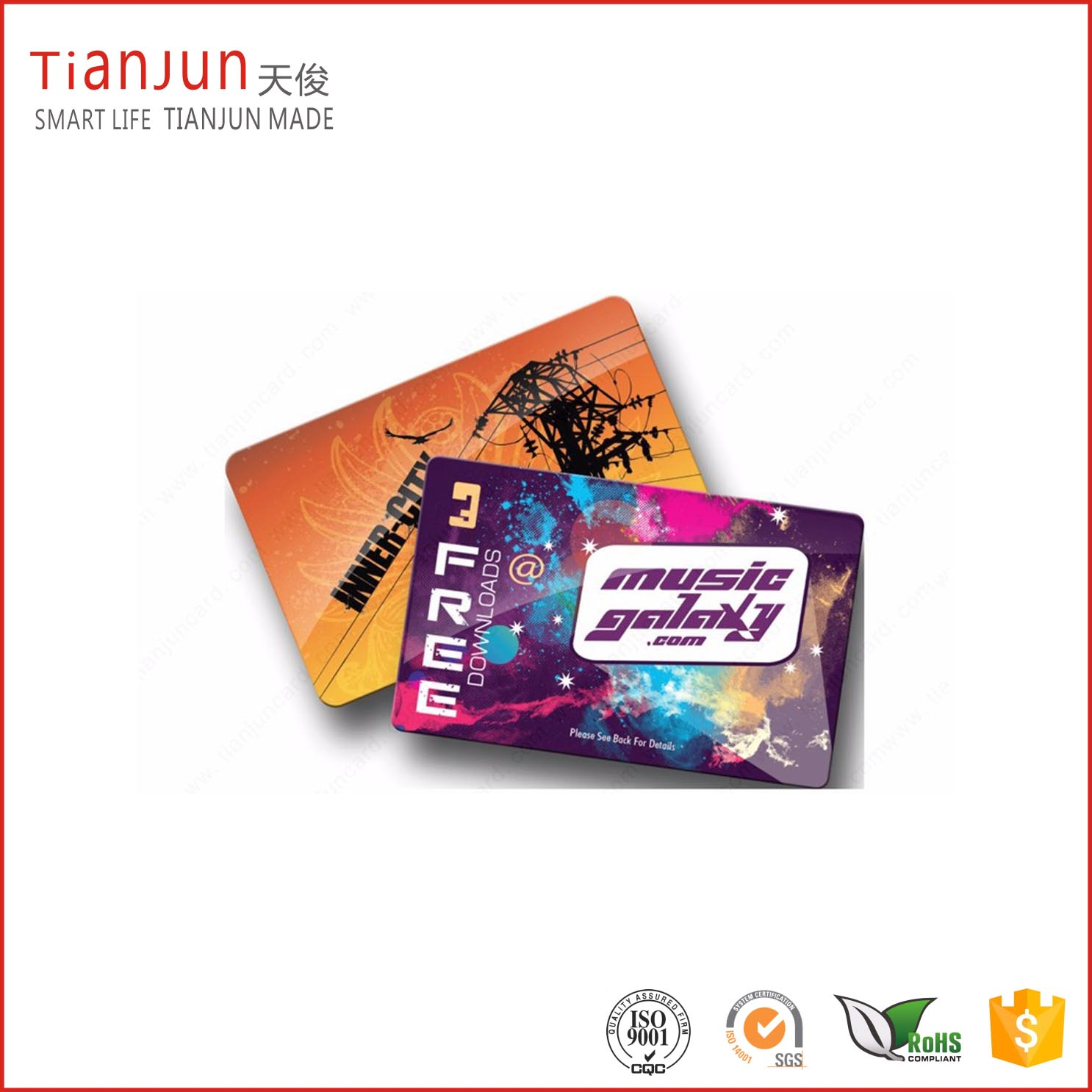 Good quality 13.56MHz NFC Tag NTAG213 Card