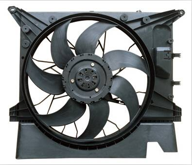 For Volvo XC90 12.5V 600W Auto Electric Cooling Fan