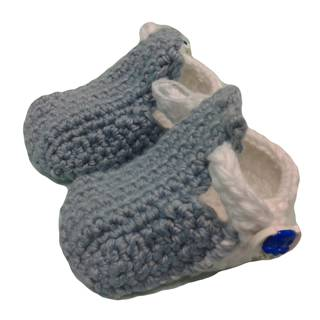Crochet Baby Shoes high quality from  Thailand_FD35-3