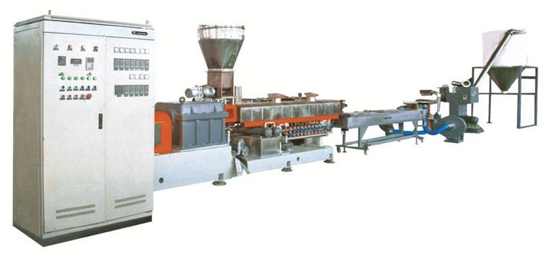 PET Pelletizing Line
