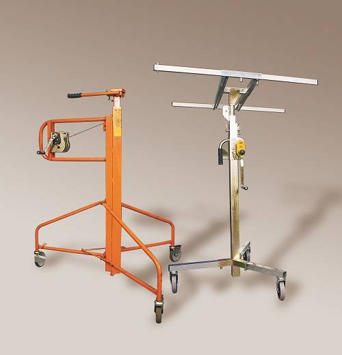 Drywall lifter/panel lifter/lift macihine