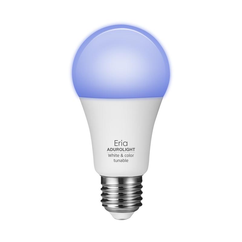 ZigBee 9W A19 Smart 16 Million Color Bulb 60W equivaliant