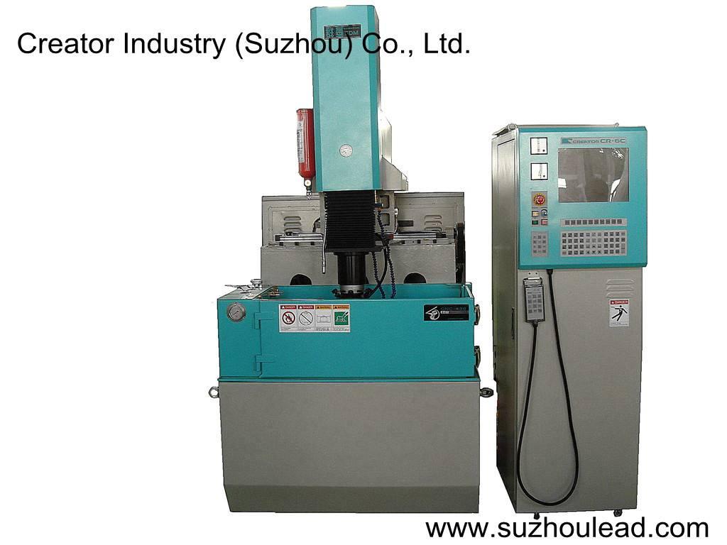 Worldwide popular CNC EDM industrial machinery