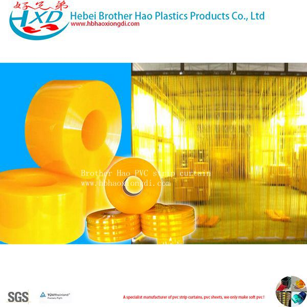 Colorful Insect Control Plastic Vinyl Door Strip Curtian