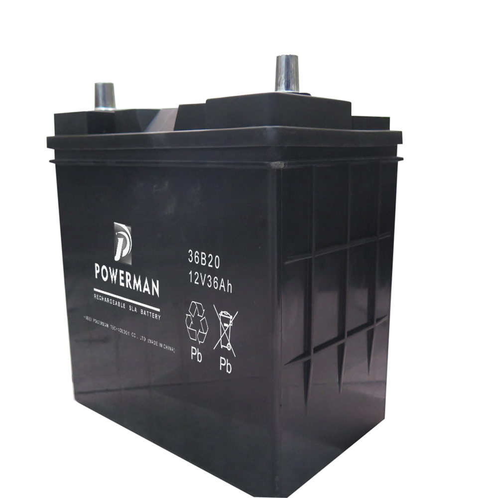 Lead-acid Battery 12V 36AH for Automobile