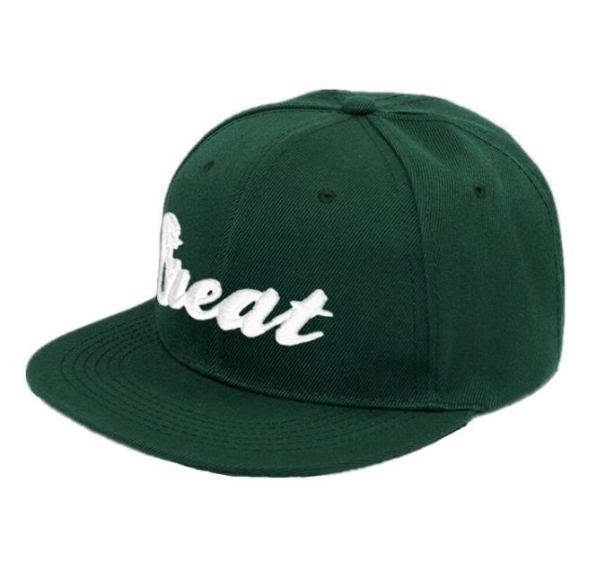 OEM embroidery snapback hat