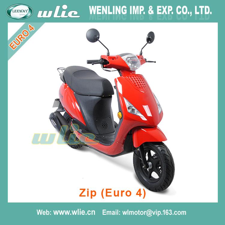 EEC Euro-4 50cc gas scooter Zip 50 (Euro 4)