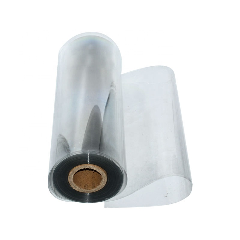 0.8mm Rigid PET Clear Film For Thermoforming