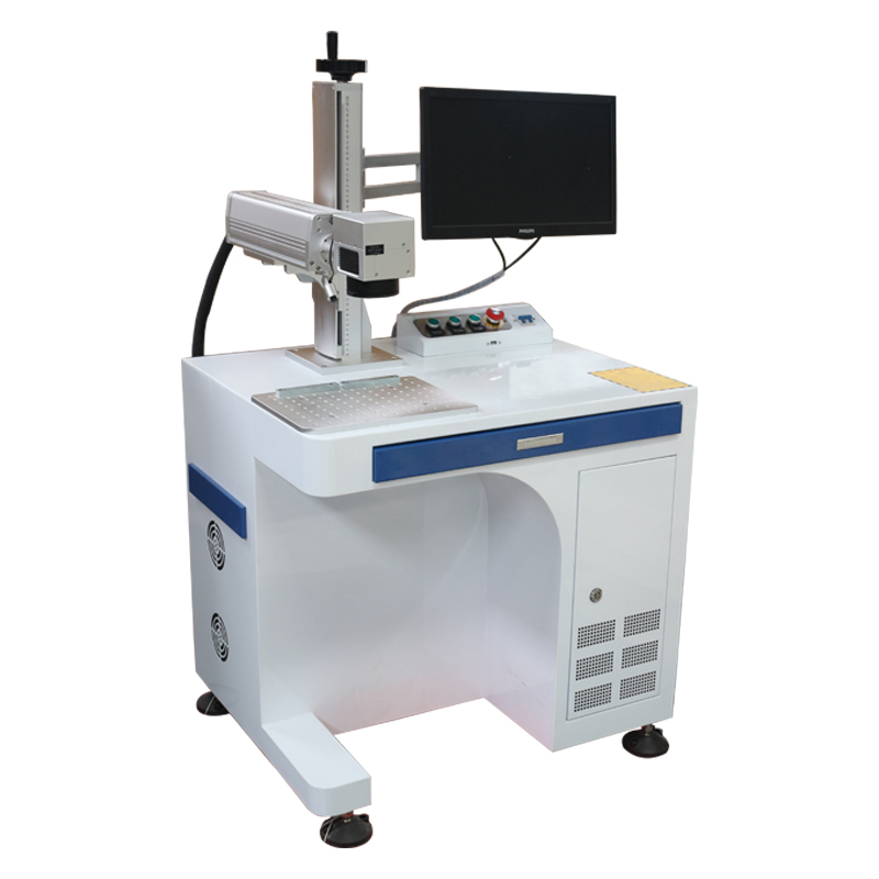 Desktop Fiber Laser Marking Machine for Stainless Steel