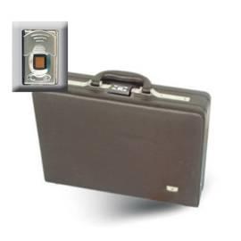 Fingerprint Suitcase