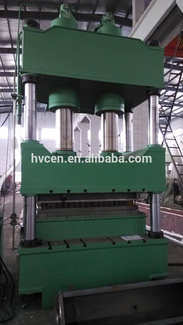 horizontal hydraulic press machine 1000tons