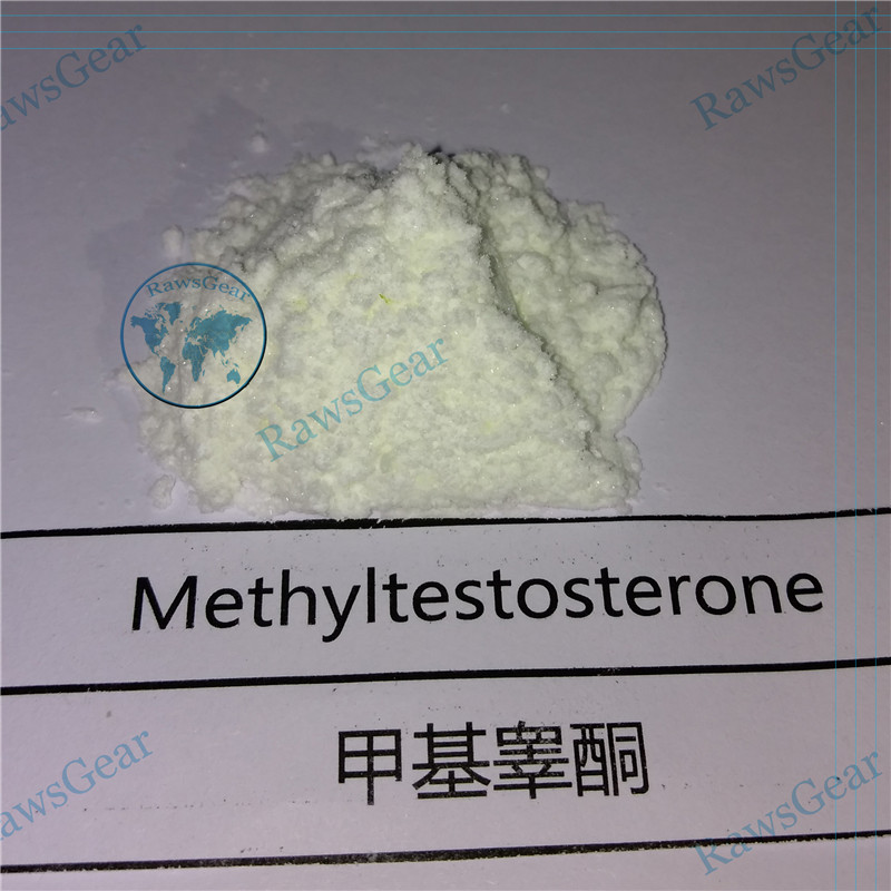 17-Methyltestosterone Raw powder CAS 58-18-4