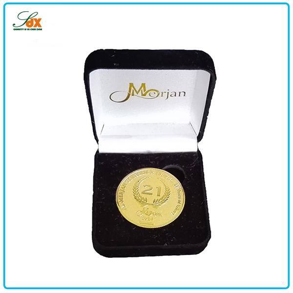 Cheap Metal Customized Fake Gold Coins